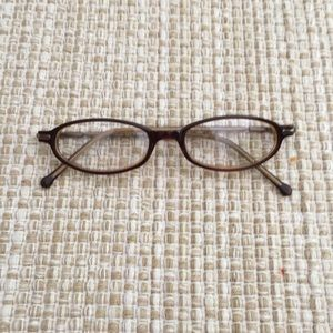 Other - Brown eyeglass frame. Brand new, never used.
